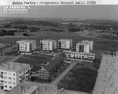 Hérouville Belles Portes 64