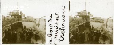 B001 A bord de l'amiral Tréhouart