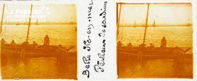 B001 Belle-Ile-en-Mer, pêcheurs de sardines