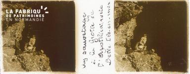 B001 Belle-Ile-en-Mer, sauvetage à la grotte de l'Apothicairerie