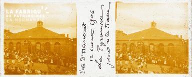 B001 Fête à Harcourt, La Pyramide, 12 août 1906