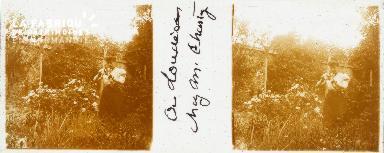 B001 Loudéon, chez Mme Chanty