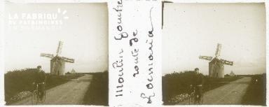 B001 Moulin Gouche, route de Locquemaria
