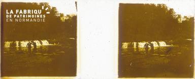 B002 Ambrières, au moulin de champs