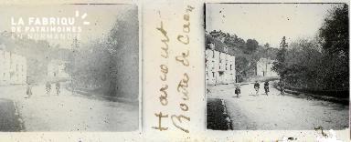 B002 Harcourt, route de Caen