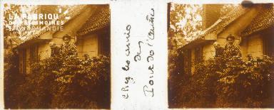 Pont-de-l'Arche, balcon
