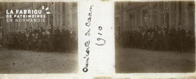 Caen, amicale 1910