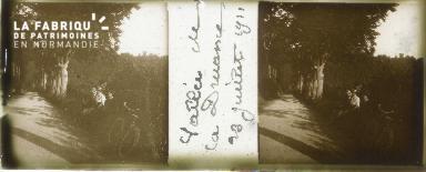 B003 Vallée de la Druance, 23 juillet 1911