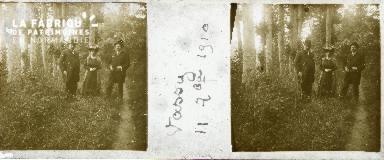 B003 Vassy, chemin de la carrière 11 aout 1910