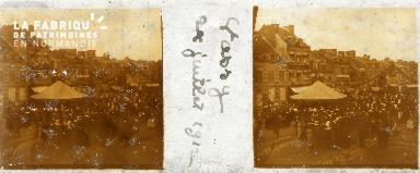 B003 Vassy, fête 28 juil 1912