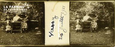 B003 Vassy, groupe juillet 1911