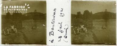 B004 A Boudiniers 23 juin 1921