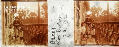 B004 Brest, le balcon 1921
