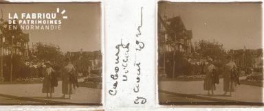 Cabourg, villas 19 aout 1922