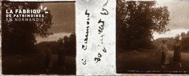 B004 Caumont 31 juillet 1922