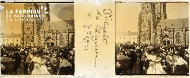 B004 Folgoêt la chapelle 1921