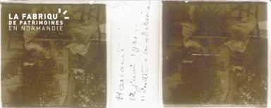 B004 Harcourt, Minette et Madeleine 12 juin 1921