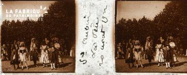 B004 St-Aubin, fête 20 aout 1922