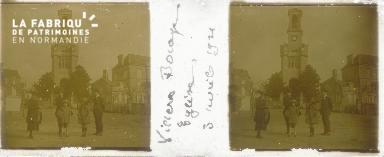B004 Villers-Bocage église 3 avril 1921