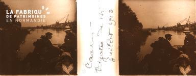 B005 Caen Régates 14 07 1913