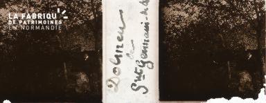 B005 Dolmen de Saint Germain