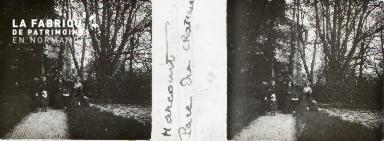 B005 Harcourt Parc du chateau