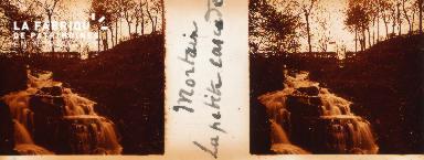 B005 Mortain La petite cascade