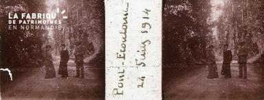 B005 Pont Ecouland 24 06 1914