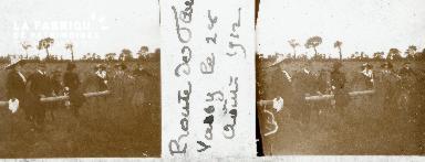 B005 Vassy Route de Flers 2 26 08 1912