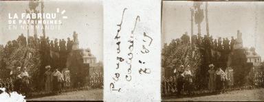 B006 Plougastel calvaire 2 1919