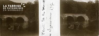 B006 Pont de la Mousse 1916