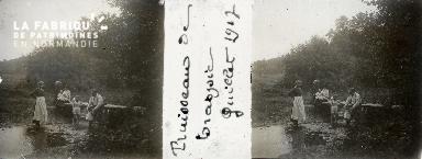 B006 Ruisseau de Trasjoie 2 1917