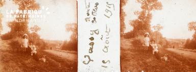 B006 Vassy route de flers 15 08 1915