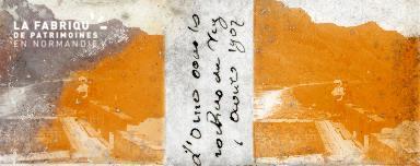 B007 l'Orne sous les rochers du Vey 1 04 1907