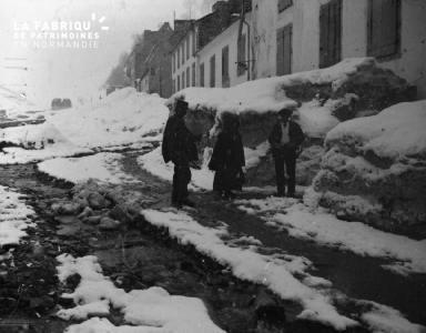 Barèges Avalanche 2 fev 1907 1