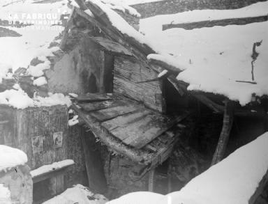 Barèges Avalanche 2 fev 1907 10
