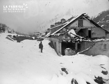 Barèges Avalanche 2 fev 1907 13