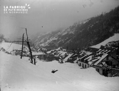 Barèges Avalanche 2 fev 1907 14
