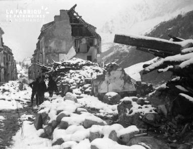 Barèges Avalanche 2 fev 1907 16