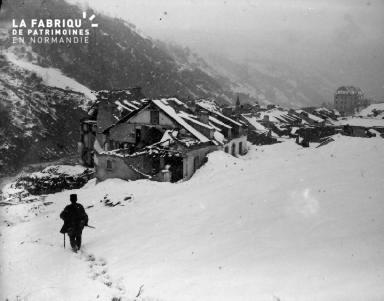 Barèges Avalanche 2 fev 1907 2