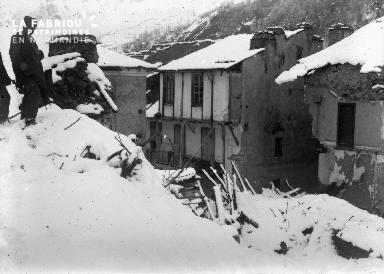 Barèges Avalanche 2 fev 1907 20