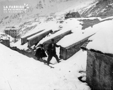 Barèges Avalanche 2 fev 1907 29