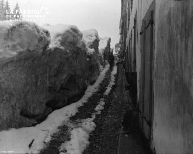 Barèges Avalanche 2 fev 1907 3