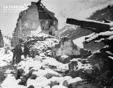 Barèges Avalanche 2 fev 1907 34