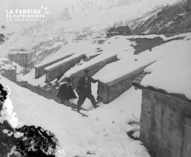 Barèges Avalanche 2 fev 1907 8