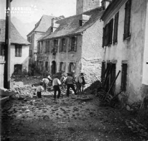 Barèges catastrophe de Betpouey 9 sept 1906 1