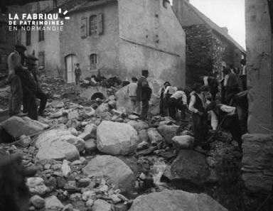 Barèges catastrophe de Betpouey 9 sept 1906 11