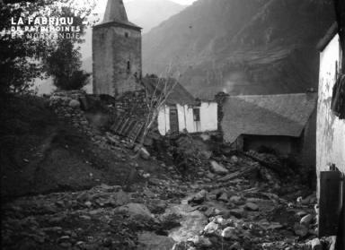 Barèges catastrophe de Betpouey 9 sept 1906 12