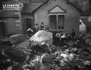Barèges catastrophe de Betpouey 9 sept 1906 13