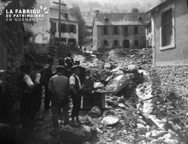 Barèges catastrophe de Betpouey 9 sept 1906 14